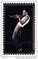 Etats-Unis / United States (Scott No.4693 - Miles Davis) (o) - United States
