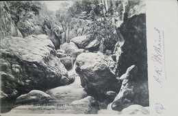 O) JAMAICA, POSTAL CARD, CANE RIVER FALL -NEAR KINGSTON, XF - Postcards
