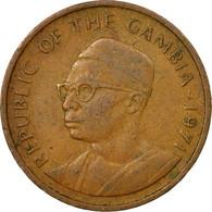 Monnaie, GAMBIA, THE, 5 Bututs, 1971, TTB, Bronze, KM:9 - Gambie