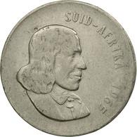Monnaie, Afrique Du Sud, 20 Cents, 1965, TB+, Nickel, KM:69.2 - Afrique Du Sud