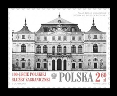Poland 2018 Mih. 5031 Polish Foreign Service MNH ** - 1944-.... Republic