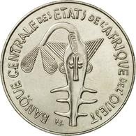 Monnaie, West African States, 100 Francs, 1980, Paris, TTB, Nickel, KM:4 - Côte-d'Ivoire
