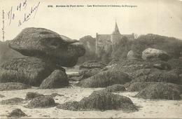 PONT AVEN  -- Lles Rochers Et Le Château De Poulguen                                       -- Vilard 978 - Pont Aven