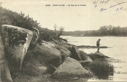 PONT AVEN  -- Le Bas De La Rivière                                      -- Vilard 3105 - Pont Aven