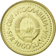 Monnaie, Yougoslavie, Dinar, 1984, TTB+, Nickel-brass, KM:86 - Yougoslavie