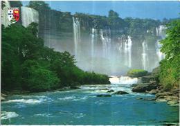 Angola -  Quedas Duque De Bragança - Falls Chutes - Angola