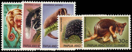 Papua New Guinea 1971 Fauna Conservation Unmounted Mint. - Papua New Guinea