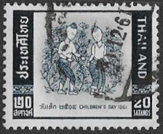 Thailand SG440 1961 Children's Day 20s Good/fine Used [38/31574/4D] - Thailand