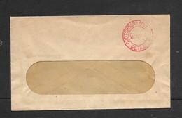S.Africa,  Window Envelope, Used , Meter Frank  OUDTSHOORN  BETAAL PAID 12 MAY 1/2d 45 - South Africa (...-1961)