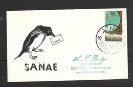 S.Africa, SANAE 11 I 60 > Johannesburg - South Africa (...-1961)
