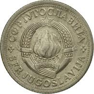 Monnaie, Yougoslavie, Dinar, 1974, TB+, Copper-Nickel-Zinc, KM:59 - Yougoslavie