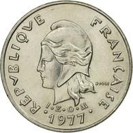Monnaie, Nouvelle-Calédonie, 10 Francs, 1977, Paris, TTB, Nickel, KM:11 - Nouvelle-Calédonie