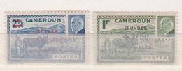 CAMEROUN        N°  YVERT  :      263/264      NEUF SANS GOMME    ( SG  1/21 ) - Nuevos