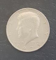 HX - USA 1973 Half Dollar Coin President Kennedy - JFK - Philadelphia Mint - Federal Issues