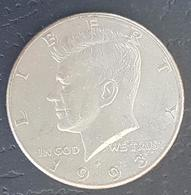 HX - USA 1993 Half Dollar Coin President Kennedy - JFK - Philadelphia Mint - Federal Issues