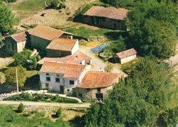 Domaine De Roubichoux Colonie De Vacances Poney Club Sonnac Sur L'hers Chalabre 1988  CPM Ou CPSM - Francia