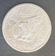 HX - USA 1979 One Dollar Coin Susan B Anthony - 1979-1999: Anthony