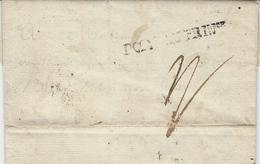 1795 - Lettre De PORT AU PRINCE  écrite à ARCAHAYE  Pour Londres  ( Arrivée Au Dos ) - Haiti