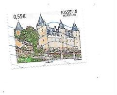 Série Touristique Josselin 4281 Oblitéré 2008 - France