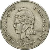 Monnaie, French Polynesia, 10 Francs, 1979, Paris, TB+, Nickel, KM:8 - Polynésie Française