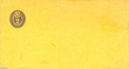 Switzerland 1883 Wrapper 2c Black, Large Format, (Unused Postal Stationary) - Storia Postale