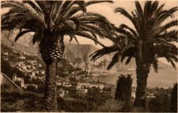 31py 1503 CPA - BEAULIEU SUR MER - VUE GENERALE ET LES PALMIERS - Beaulieu-sur-Mer