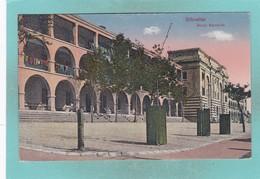 Old Post Card Of The South Barracks,Gibraltar,R58. - Gibraltar