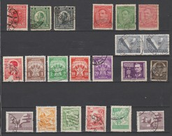 Yougoslavie : Joli Lot De Timbres Anciens Oblitérés - 1919-1929 Royaume Des Serbes, Croates & Slovènes