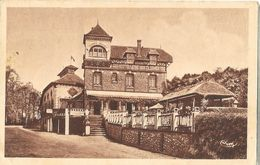 Hotel, Corneville-sur-Risle (Eure) - L'Hostellerie Des Cloches - Souvenir Du Carillon - Edition Combier, Carte CIM - Hotels & Restaurants