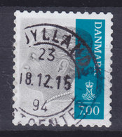 Denmark 2014 Mi. 1804    7.00 Kr Königin Queen Margrethe II. Selbstklebende Papier - Dänemark