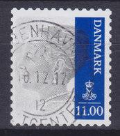 Denmark 2011 Mi. 1632   11.00 Kr Queen Margrethe II Selbstklebende Papier - Dänemark