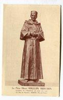 CPA  Statue Du Père Henri Halluin à Arras    A  VOIR  !!!! - Tableaux, Vitraux Et Statues