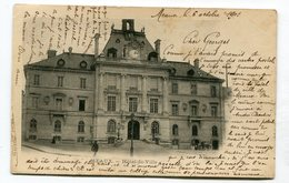 CPA  77 : MEAUX Hotel De Ville 1901   VOIR  DESCRIPTIF  §§§ - Meaux