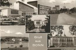 GRUSS AUS BONN    (29) - Saluti Da.../ Gruss Aus...