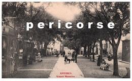 06  Antibes  Cours Masséna - Antibes