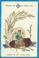 Relic   Reliquia    Flower Of The Holyland - Devotieprenten