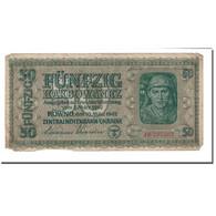 Billet, Ukraine, 50 Karbowanez, 1942, 1942-03-10, KM:54, B - Oekraïne