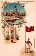 6939  -2018      EXPOSITION UNIVERSELLE DE 1900   TURQUIE - Expositions