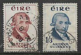Ireland, 1958,Arthur  Guinness, Used - 1949-... Republic Of Ireland