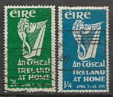 Ireland, 1953 Ireland At Home,, Used - 1949-... Republic Of Ireland