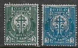 Ireland, 1933, Annus Sanctus, MH * - 1922-37 Stato Libero D'Irlanda