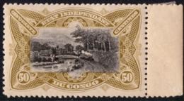 Congo 0025* Mols Paysage  M(L)H - Congo Belge
