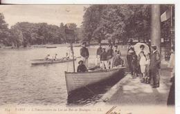 474-Francia-Tema: Trasporti-Barche-Imbarcadero-Molto Animata-v.1905 X Roma - Barche