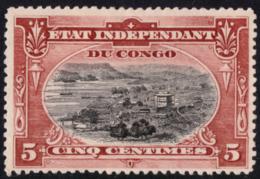 Congo 0015* Mols Paysage  H - Congo Belge
