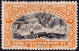 Congo 0021* Mols Paysage  H - 1894-1923 Mols: Neufs