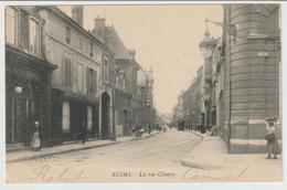 645-Francia-Reims-Tema: Mestieri Paesani:Portatrice Di Merci In Testa E Donna Di Servizio-v.1903 X Sardegna - Paesani