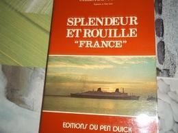 Splendeur Et Rouille ' France ' - Books, Magazines, Comics