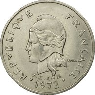 Monnaie, Nouvelle-Calédonie, 20 Francs, 1972, Paris, TTB, Nickel, KM:12 - Nouvelle-Calédonie