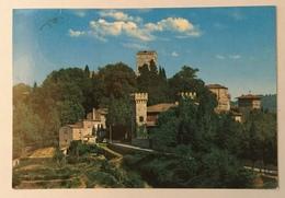 PANZANO IN CHIANTI - CASTELLO DI BACIO  VIAGGIATA FG - Firenze