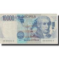 Billet, Italie, 10,000 Lire, UNDATED (1984), KM:112a, TB+ - 10000 Lire